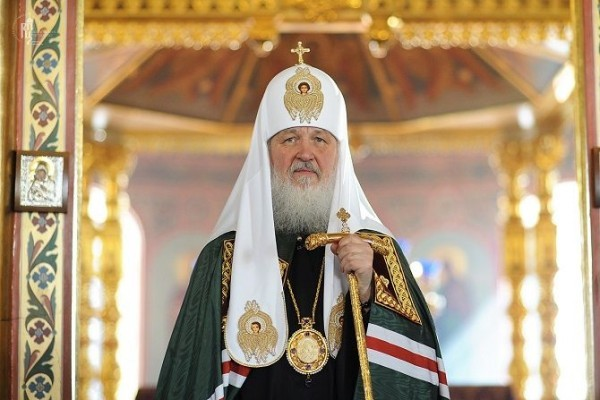 Patriarch Kirill regrets that Ukrainians who prayed for people's unity during cross procession were suspected of political intent