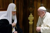 Most Russians support further pope-patriarch meetings — poll