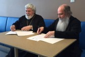 Metropolitan Tikhon, Archbishop Leo pledge mutual cooperation