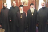 Metropolitan Tikhon accepts Ecumenical Patriarch Bartholomew's invitation to serve at Sunday of Orthodoxy Liturgy