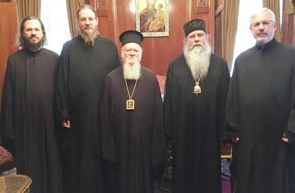 Metropolitan Tikhon accepts Ecumenical Patriarch Bartholomew's invitation to serve at Sunday of Orthodoxy Liturgy