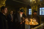 Patriarch Neophyte visits Moscow representation of Bulgarian Orthodox Church