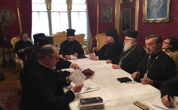 Conference of Orthodox Bishops in Austria begins its 11th session