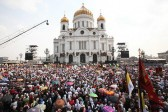 Over 50% of Russians approve of Orthodox Church role in state politics