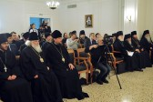 Seminar on Pan-Orthodox Council takes place at Ss Cyril and Methodius Theological Institute of Postgraduate Studies