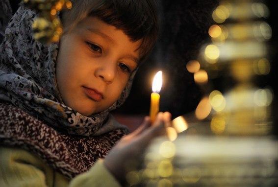 The Lenten Journey: Ways to Involve Children in Great Lent