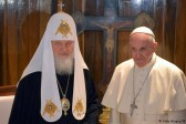 Patriarch's meeting with the pope helped save thousands of Syrians – Synod