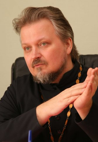 Archpriest Alexander Balyberdin