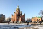 Priest's wife killed in Dnepropetrovsk, Ukraine
