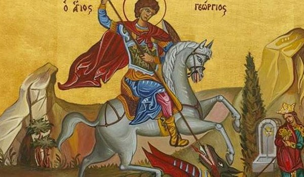 Why Saint George Name Day Will be Celebrated Later This Year