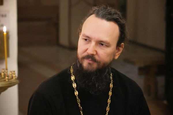 Archpriest Pavel Velikanov