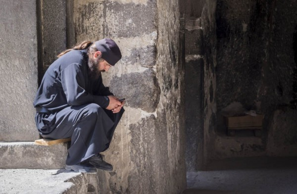 How Do I Sit Quietly Before God?