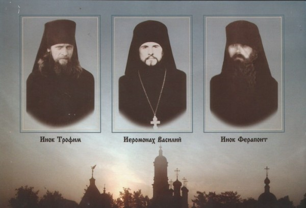 Father Vladimir Novitsky: I Became a Believer after the Pascha of 1993 in Optina Pustyn
