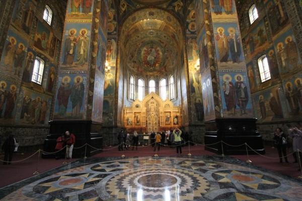 © FLICKR/ KEVIN JONES. Church of the Savior on Spilled Blood, Saint Petersburg