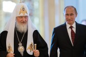 Russian President Putin Visits Mount Athos Alongside Patriarch Kirill