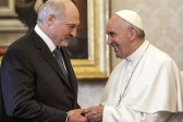 Lukashenko proposes arrangement of meeting between Pontiff and Patriarch of Moscow for sake of peace in Donbass