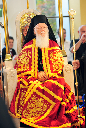 Patriarchal Encyclical of Ecumenical Patriarch Bartholomew for Holy Pascha 2016