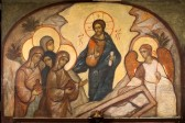 Why Were the Myrrh-Bearing Women the First to Learn the News of Christ's Resurrection?