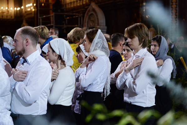 Moscow Patriarchate holds the 2nd place in the world for the number of believers among other Christian Churches