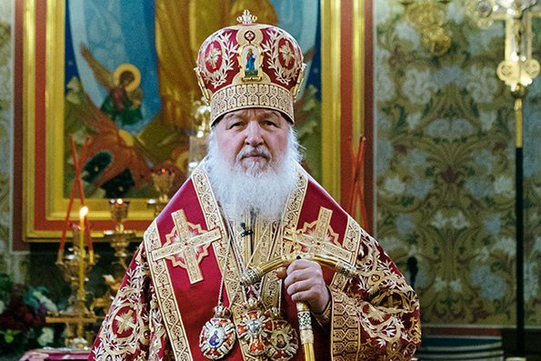 Paschal Message of Patriarch Kirill of Moscow and All Russia