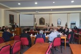 Representatives of the Russian Orthodox Church take part in the second meeting of the Pan-Orthodox Secretariat for the Preparation of The Holy And Great Council