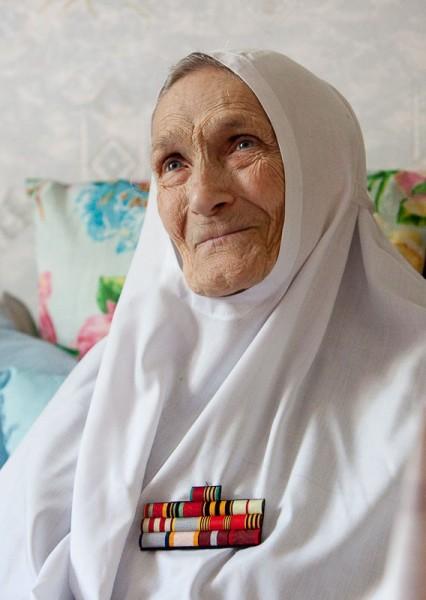 Nun Adriana. Photo:  Julia Makoveichuk