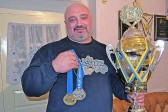 Odessa priest becomes the champion of Ukraine in powerlifting
