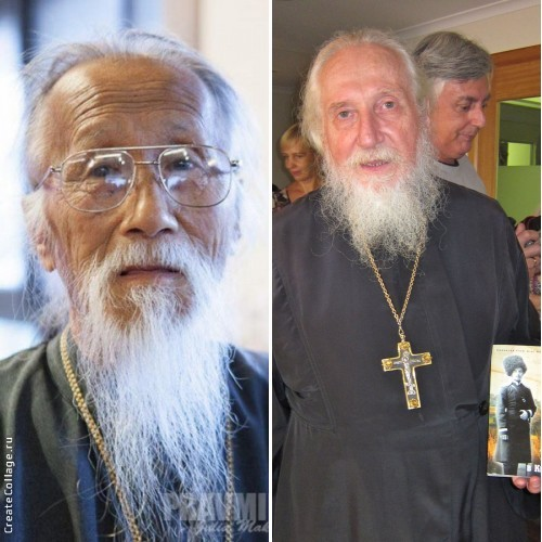 Two senior clergyman of the diocese of Australia and New Zealand repose in the Lord after long illness
