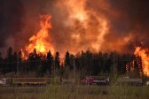 Archbishop Irénée on the Ft. McMurray wildfires