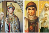 Daughters, Mighty in Christ: Three Western Orthodox Princesses