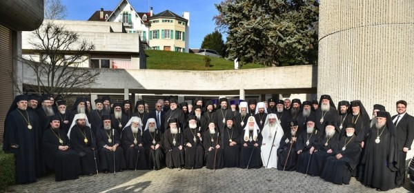 Ecumenical Patriarchate releases pan-Orthodox council's draft documents