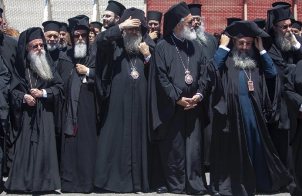 With or without Russia, spokesman says Orthodox council is 'binding'