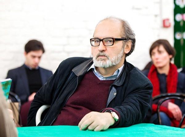 Alexey Lidov. Photo by Anna Halperina