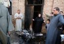 Extremist mob burns 80 Christian homes in Al-Beida village