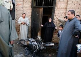 Extremist mob burns 80 Christian homes…