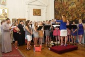 New York City: Day of Orthodox Youth held in the Synodal Cathedral on Sunday of All Saints