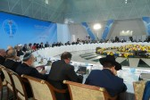 Representative of Moscow Patriarchate takes part in International Conference on religions against terrorism held in Astana