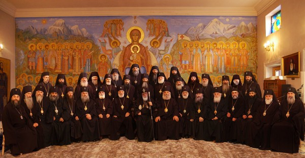 The Georgian Orthodox Church will not take part in the Pan-Orthodox Council