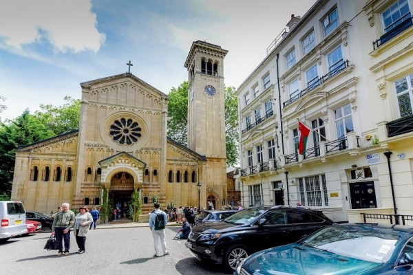 Patriarch Kirill invited to consecrate Russian cathedral in London