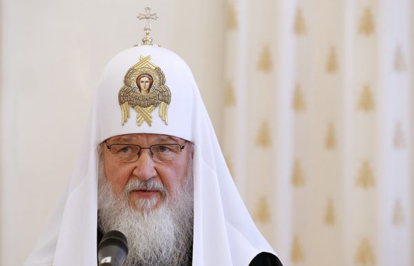 "Patriarch Kirill calls tragedy in Nice ""insane terror attack"""