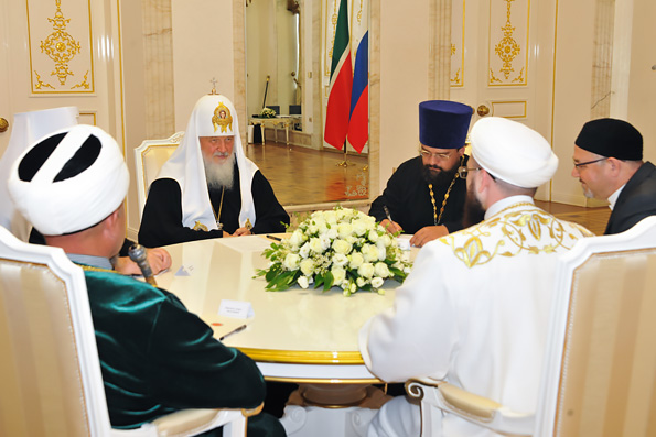 Russia's advantage over West is common moral standings of Orthodox Christians, Muslims