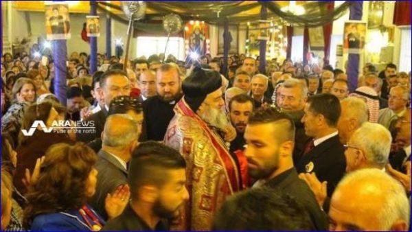 Assyrian Church Under Fire in Syria's Qamishli