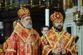 Representative of the Antioch Patriarchate thanks Russian militants for help in Syria
