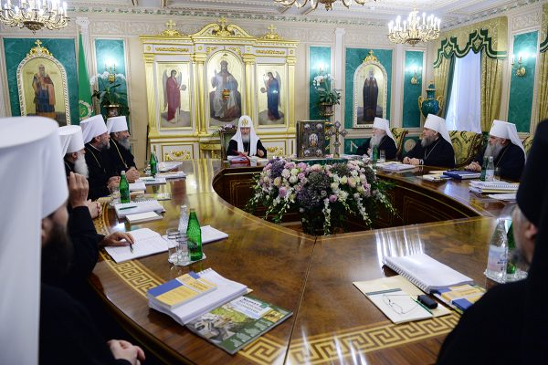 Russian Orthodox Church Synod rejects pan-Orthodox status of Crete Council