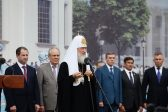 Tatarstan is responsible for ethnic relations to all Russia – Patriarch Kirill