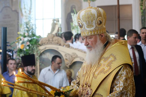 Baptizer of Russia set example for current world leaders – Patriarch Kirill