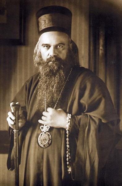 Saint Nicholas (Velimirovich)
