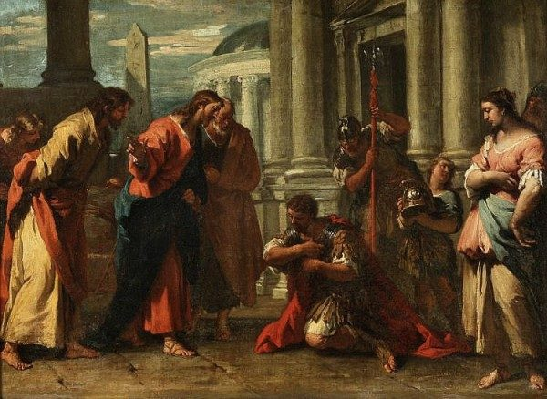 The Healing of the Centurion's Servant: What Faith Was Christ Looking For?