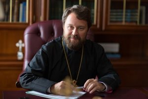 Metropolitan Hilarion: I Owe Everything in…