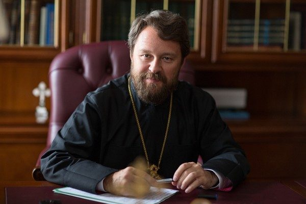 Metropolitan Hilarion: I Owe Everything in My Life to the Church